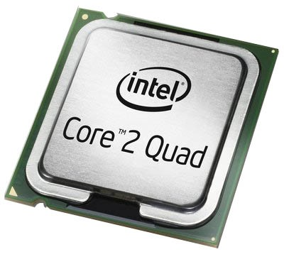 Intel Core 2 Quad-Q8300 SLB5W 2,50GHz LGA775 Prozessor