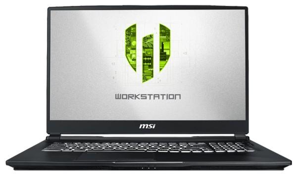 MSI WS75
